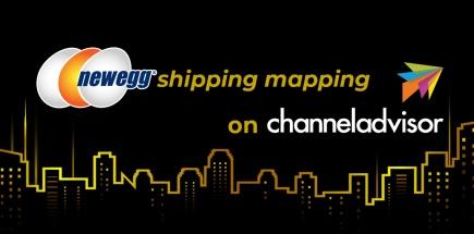 Newegg shipping mapping
