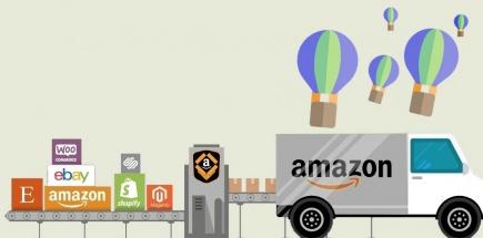 Create Manual Fulfillment Order on Amazon Warehouse (FBA)