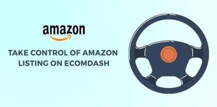 Take Control of Amazon Listing on Ecomdash to Sync Listing & Quantity