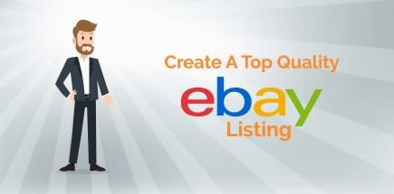 Top Quality eBay Listing
