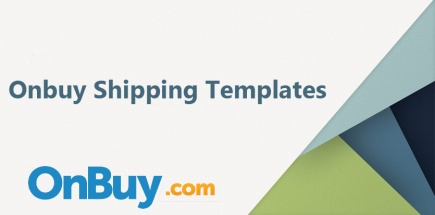 OnBuy Shipping Templates | How to Create New Shipping Template on OnBuy