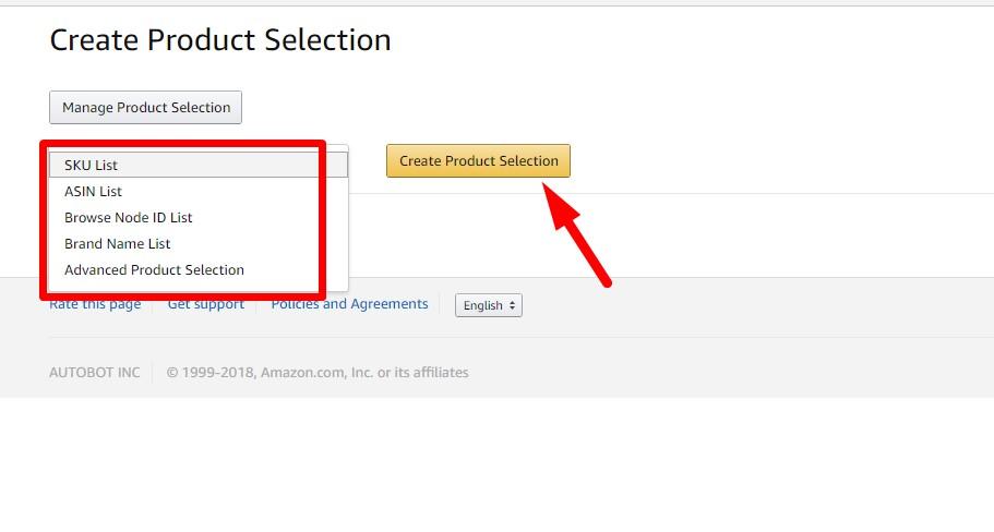 Generate Coupon Code on Amazon