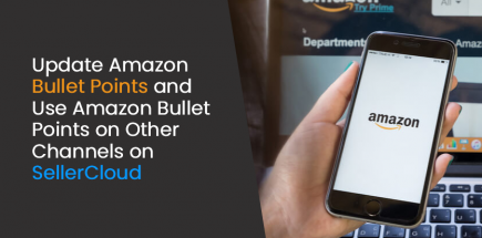 Update Amazon Bullet Points and Use Other Channels on SellerCloud