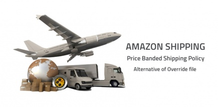 Price Banded Shipping Policy | Alternative of Amazon Override File