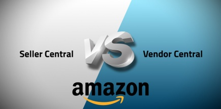 amazon seller central vs vendor central