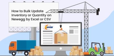 How to Bulk Update Inventory or Quantity on Newegg by Excel or CSV