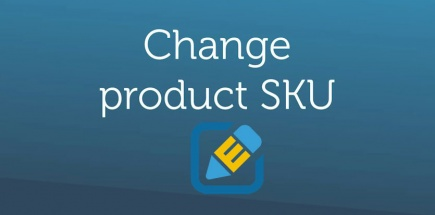 How to Change or edit Product Id or SKU in SellerCloud