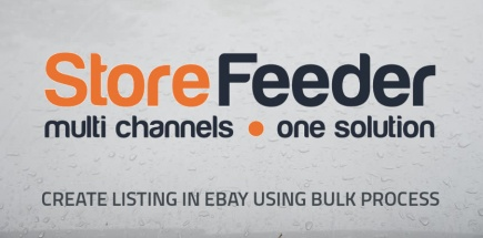 How to Create Listing in eBay Using Bulk Process on Storefeeder