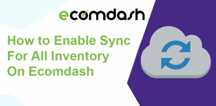 How to Enable Sync for All Inventory at a Time on Ecomdash
