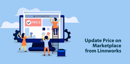Update Price on Marketplace from Linnworks