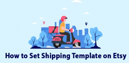 How to Set Shipping Template on Etsy with Shipping Profiles