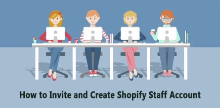 How to Invite and Create Shopify Staff Account