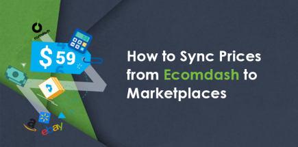 How to Sync Prices from Ecomdash to Marketplaces