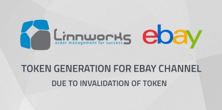 Generate Token for eBay due to Invalidation | Linnworks Integration